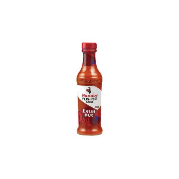 Nandos Peri Peri Sauce Extra Hot