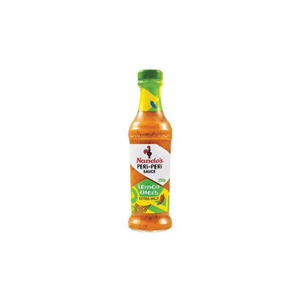 Nandos Peri Peri Sauce Lemon and Herb