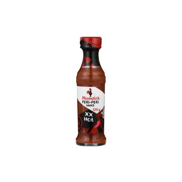 Nandos Peri Peri Sauce XX Hot