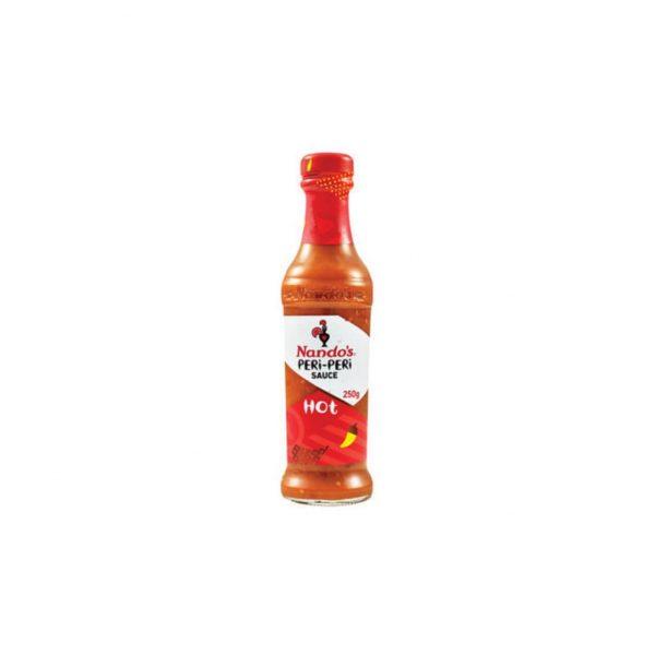 Nandos Peri Peri Sauce Hot