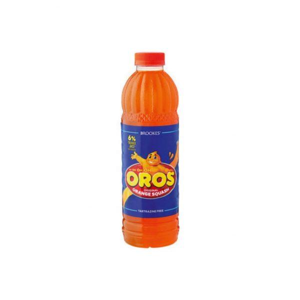 Oros Orange 1l 6001324011202 front