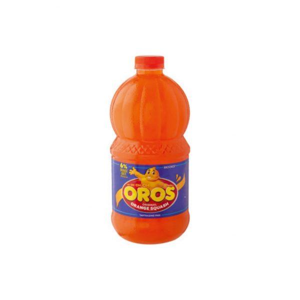 Oros Orange 2l 6001324011172 front