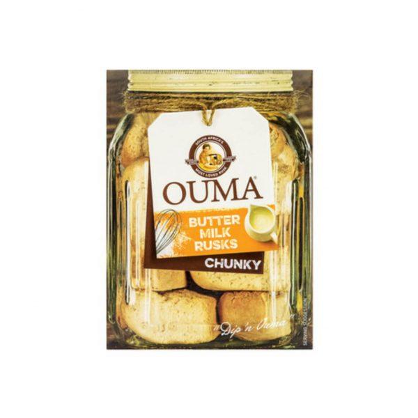 Ouma Buttermilk 1kg 6001069600860 front
