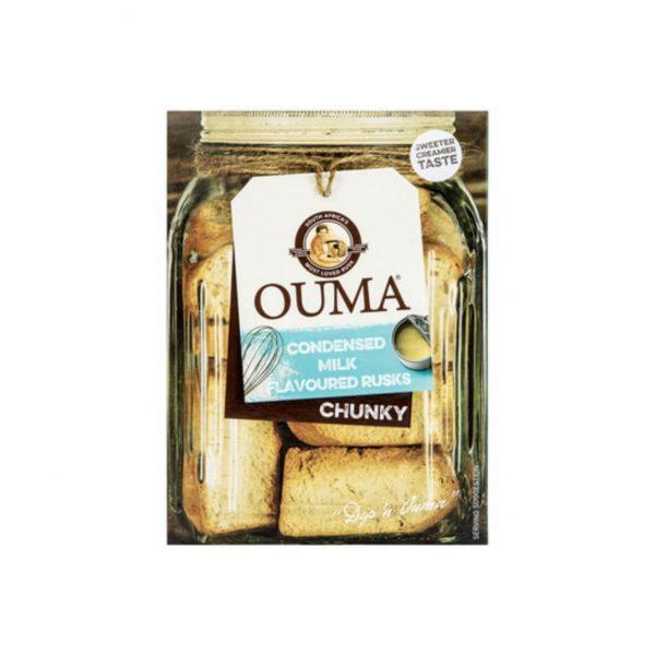 Ouma Condense Milk 500g 6001069600846 front