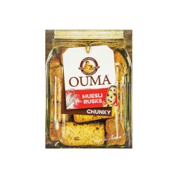 Ouma Muesli 500g 6001069600839 front