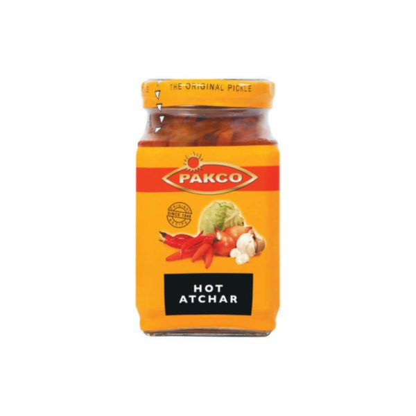 Pakco Atchar Hot 6001010330006 front