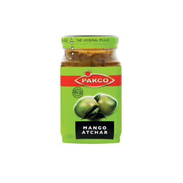 Pakco Mango Atchar 410g 6001010315003 front