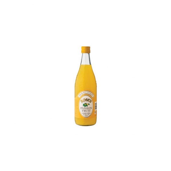 Roses Passion Fruit Cordial 750ml 60063434 front