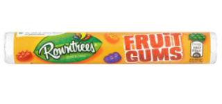 Rowntrees Gum Rolls