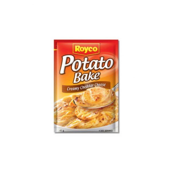 Royco Bake Creamy Cheddar 6001089000503 front