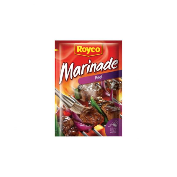 Royco Marinade Beef 6001089027753 front