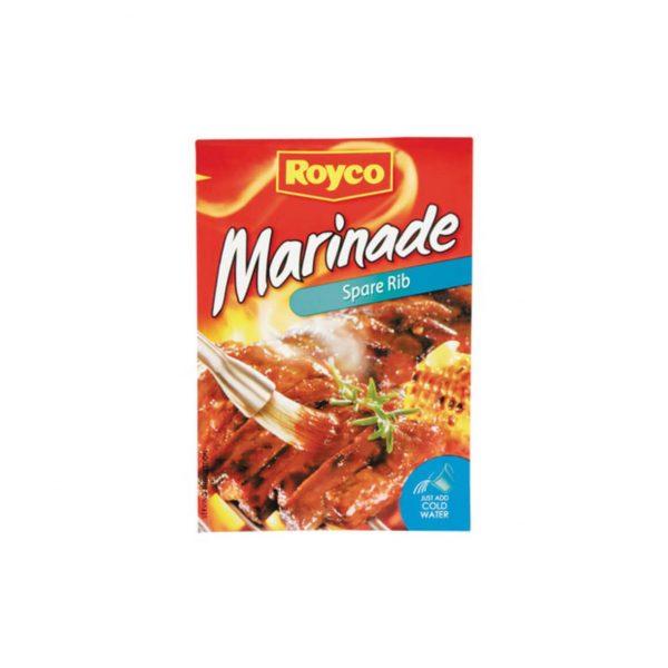 Royco Marinade Sparerib 6001089003139 front