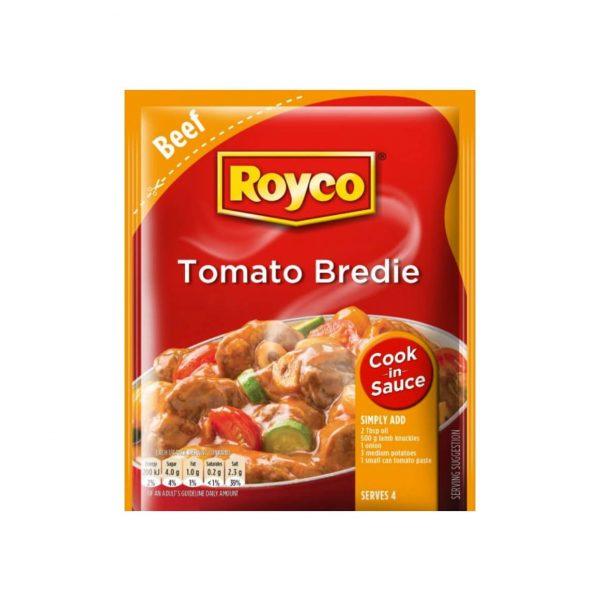 Royco Tomato Bredie