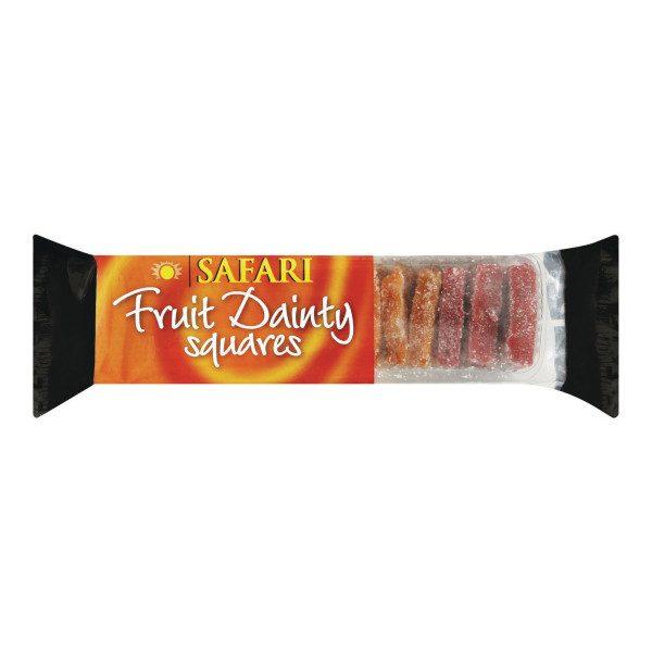 Safari Fruit Dainties Squares 1