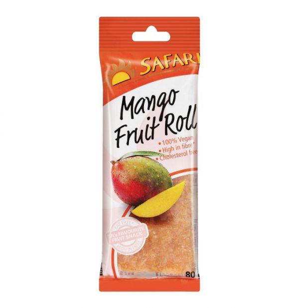 Safari Roll Mango 80g