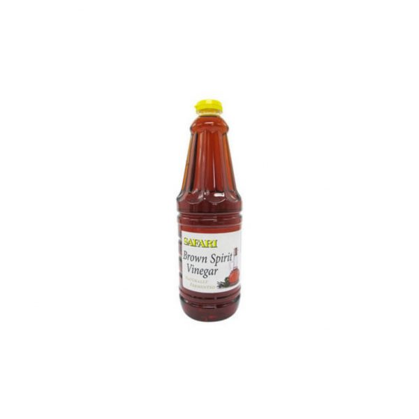 Safari brown spirit vinegar 6001020020560 front