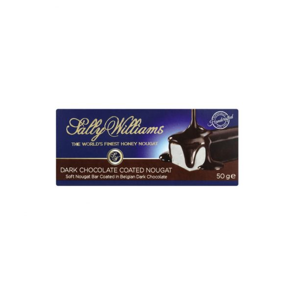 Sally Williams 50G Dark Chocolate