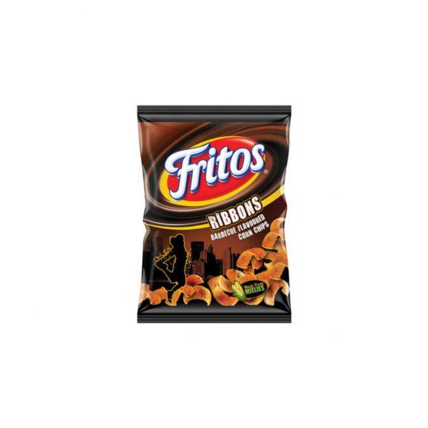 Simba Fritos BBQ 6009510800975 front