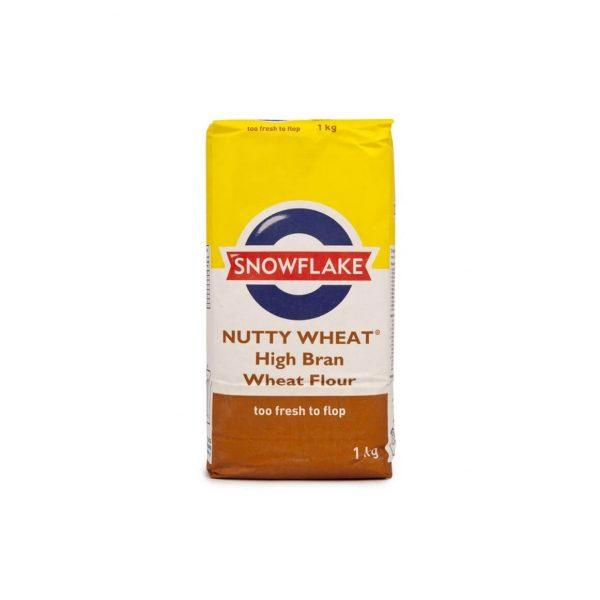 Snowflake Nutty Wheat 1Kg 6001205118648