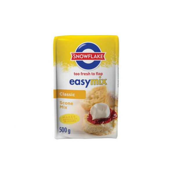 Snowflake scone mix 500g 6001205710996 front