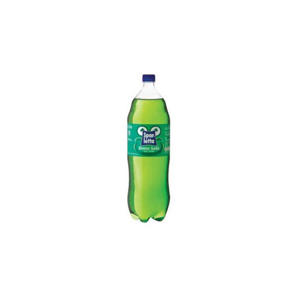 Sparletta Cream Soda 2l 6001134087305 front