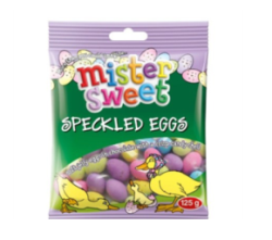 Speckled Eggs 125g Mr Sweets