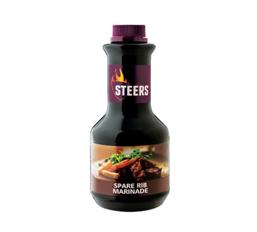 Steers marinade spare rib 1