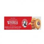 Strawberry Whirls