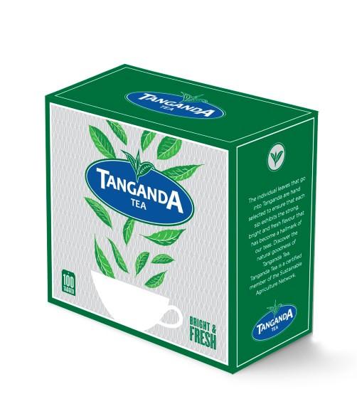 Tanganda Tea 250g Bags