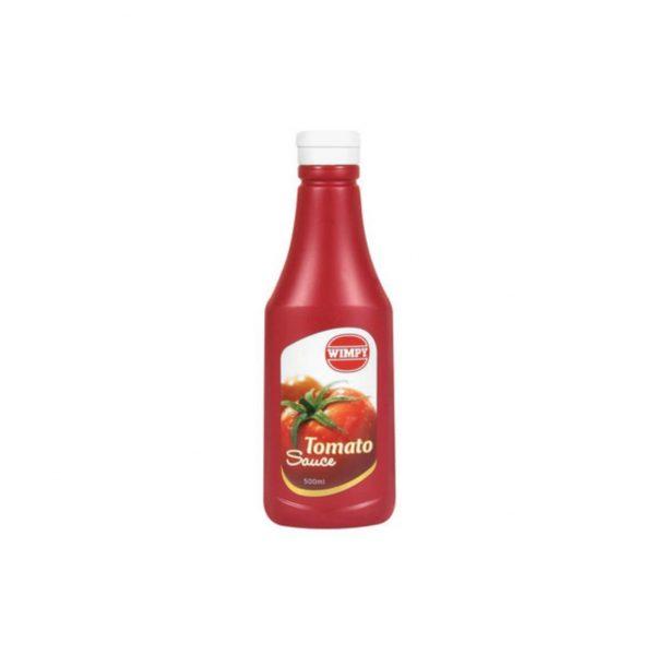 Wimpy Tomato Sauce