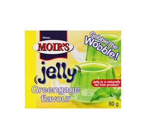 greengage jelly 1