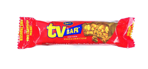 tv bar milk chocolate