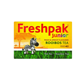 Freshpak Junior Rooibos Tea 40's
