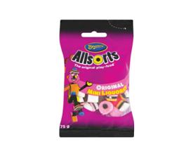 Allsorts 75g choc 1