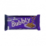 Cadbury Bubbly Milk Choc 87g