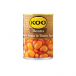 Koo Butter Beans Tomato Sauce