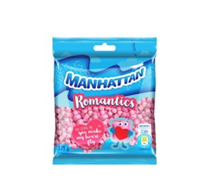 Manhatten Romantics 125g 2