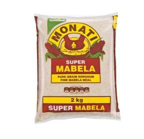 Monati Mabela Super 2kg 1