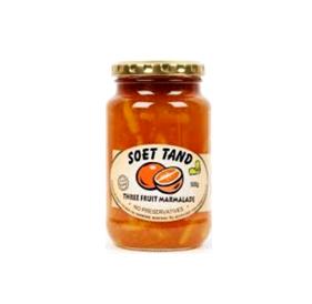 Soet Tand Fruit Marmela 500g