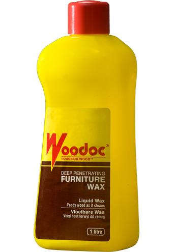 Woodoc yellow 1L