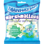 Manhattan Cream Soda & Vanilla Flavoured Marshmallows 150g