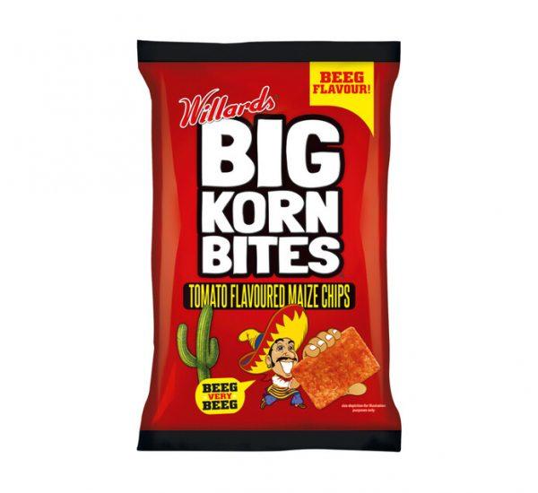 Big Korn Bites Tom