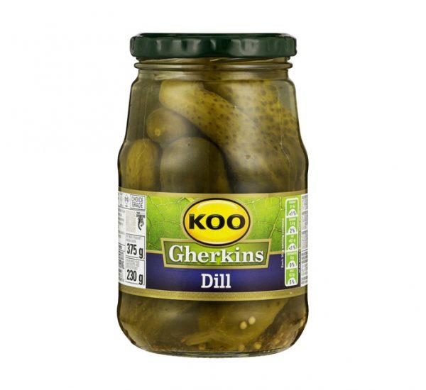 Koo Gherkins Dill