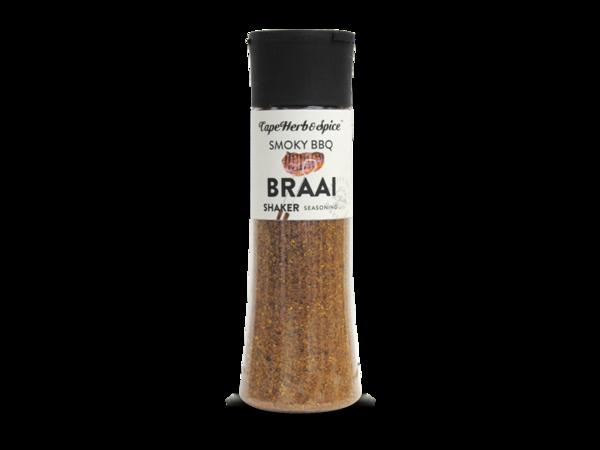Cape Herb Spice Smokey BBQ Shaker265g   49011.1529556082.1280.1280