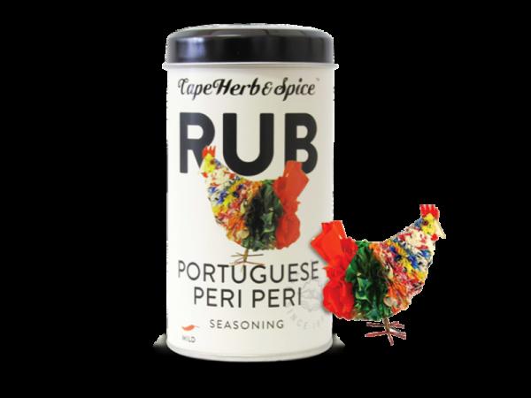 Ch Peri Peri Chicken