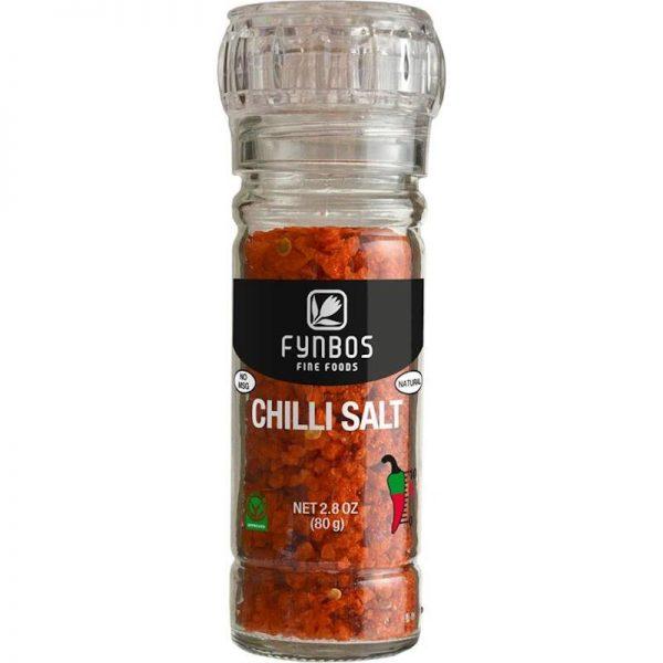 Fynbos Chilli Salt