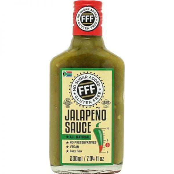 Fynbos Jalapeno Sauce