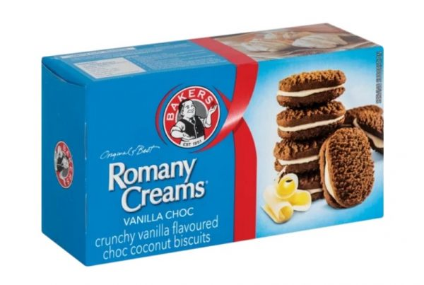 Romany Cream Vanilla