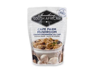 Something SA Mushroom
