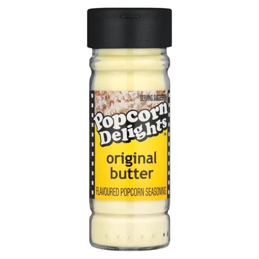 Popcorn Delights Original Butter Popcorn Seasoning 100ml